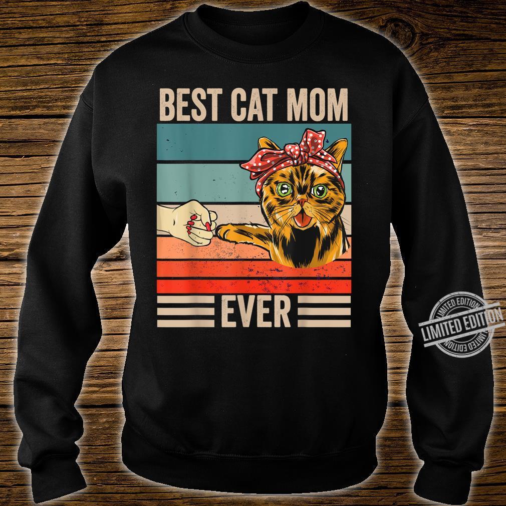 Hoodie Worlds Best Cat Mom